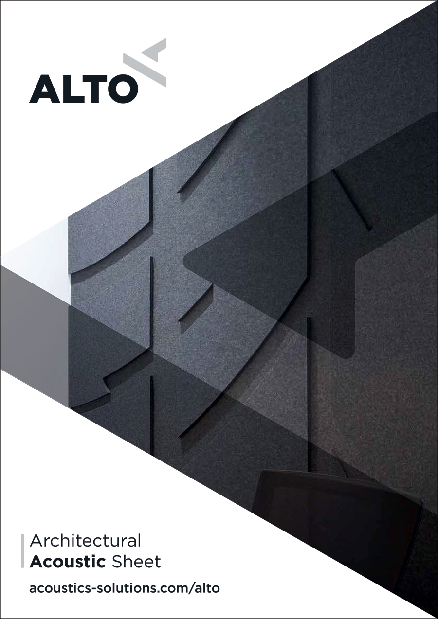 Acoustics Solutions Alto Brochure
